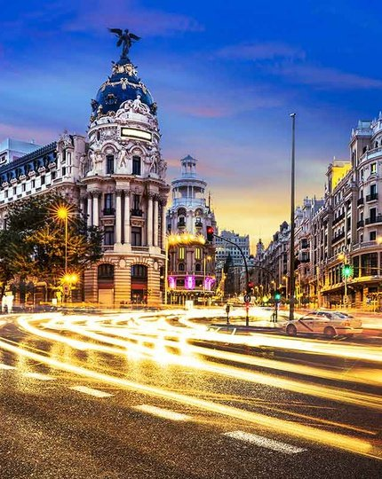 Visit Madrid. Discover its treasures, its cultural wealth, its history ...